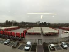 Een Twentse truckchauffeur vertrekt al gauw uit Rijssen of Holten