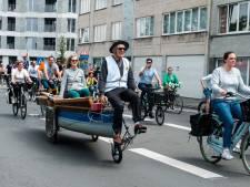 Fietsen voor verkeersveiligheid én het klimaat: 1.500 deelnemers op Critical Mass Bike Ride