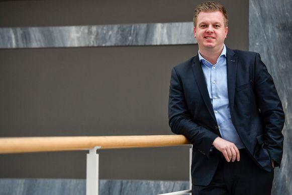 Vlaams parlementslid Bert Maertens.