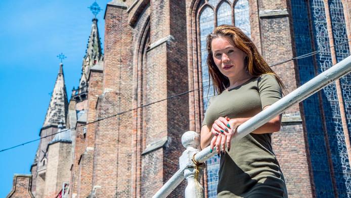 Shelley Baptiste bestormt vanuit Delft de modellenwereld.