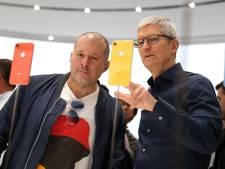 Le designer de l'iPhone quitte Apple pour fonder son propre cabinet créatif