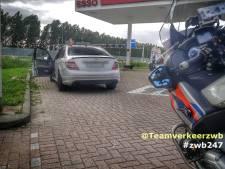 Spaanse snelheidsduivel racet met 230 km/u over A16 bij Breda, moet meteen rijbewijs inleveren