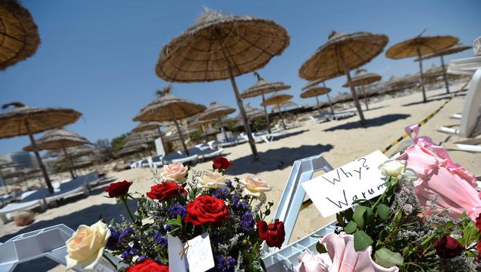 Tunesië werd in juni getroffen door aanslagen op twee hotels.