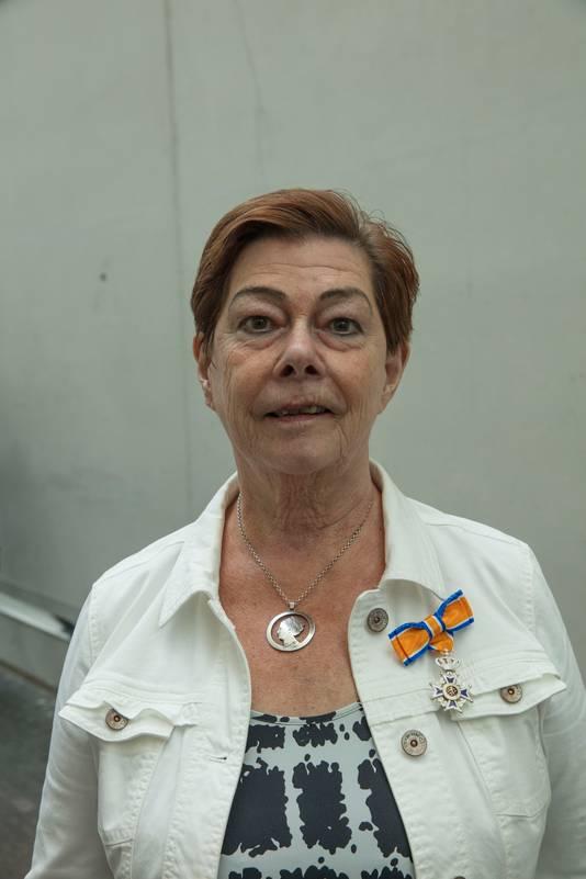 Diny van Hoof-van der Laar.