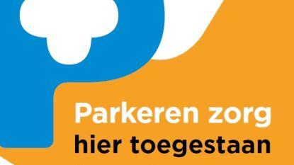 Laat zorgverstrekkers voor jouw garage parkeren dankzij Parkeer-plus-Zorg-sticker