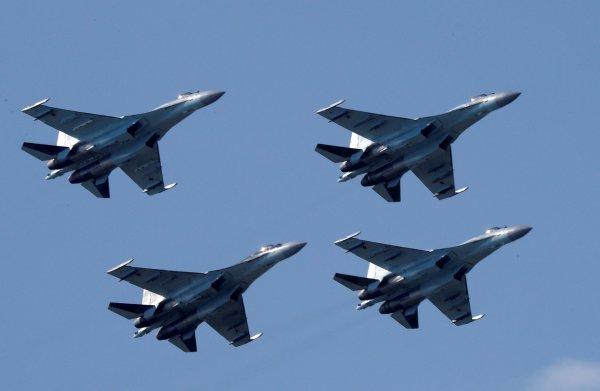 VS leggen Chinees leger sancties op na aankoop van Russische wapens