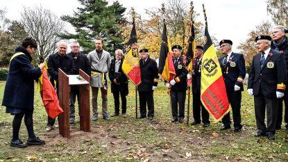Vredesboom geplaatst om gesneuvelde soldaten te herdenken