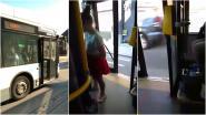 Volle lijnbus rijdt kilometers met open deur tussen Waregem en Kortrijk