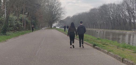 Te voet, te fiets of te kajak: de Peltenaren houden van de buitenlucht...