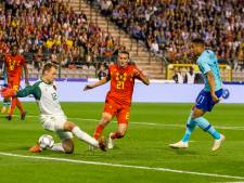 Basisdebutant Danjuma Groeneveld uit Oss maakt eerste Oranje-goal
