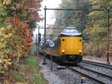 Hoe een paar miezerige blaadjes een zware trein tot stoppen dwingen