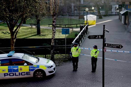 De politie heeft diverse locaties in Salisbury en Amesbury afgezet voor onderzoek.