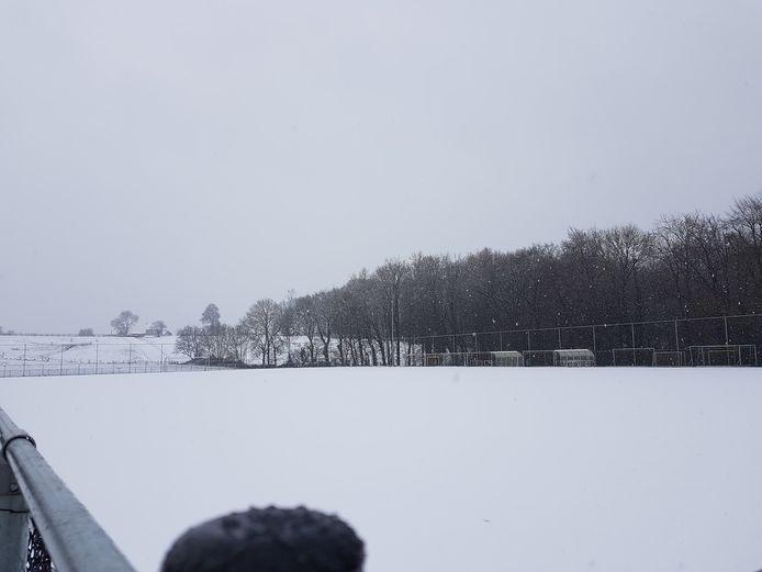 Sportpark De Vrede in Borsbeke.