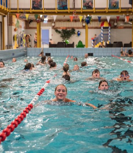 Zwem4daagse in Sint-Oedenrode weer van start