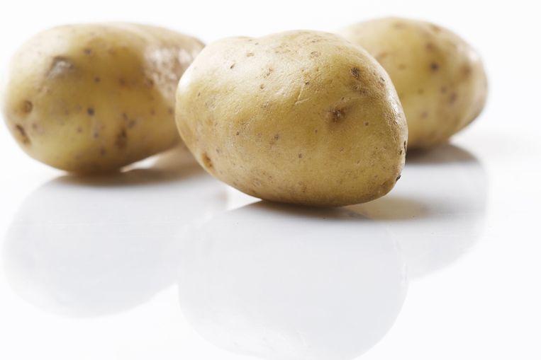 Aardappelen (Colourbox) Beeld