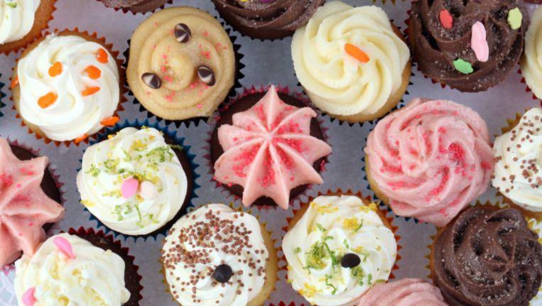 'Het leukste van die hele CupCakeCup is dat alle kinderen hun presentatie beginnen met: 'Ik heb een cupcake gemaakt...'' Beeld thinkstock