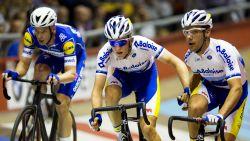 De Ketele en Ghys trekken als leiders vijfde avond in van Zesdaagse van Gent, twee duo's in zelfde ronde
