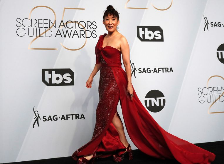 Sandra Oh, best known for her role in 'Gray's Anatomy'