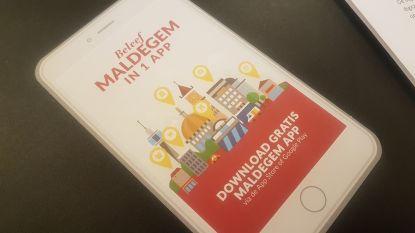 Alle info samen op Maldegem App