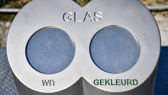 Glasbollen Heizijdestraat gaan ondergronds