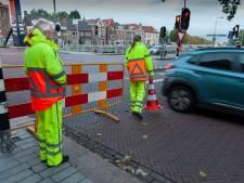 Gemeente betaalt 60.000 euro voor verkeersregelaars in Hinthamerstraat en Schilderstraat