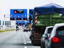 A15 vanuit Europoort weer open na ongeluk bij Botlektunnel