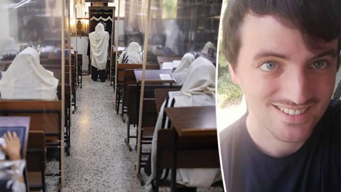 """Vlaming Thijs in lockdown in Israël: """"De maatregelen hebben hier niets uitgehaald"""""""