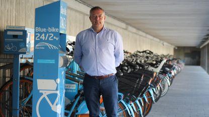 Na succes Blue-bikes, straks ook elektrische deelfietsen en deelauto's in Waregem