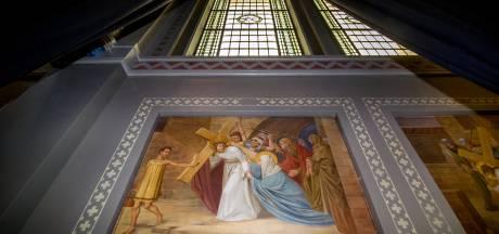 Druten maakt reclame voor verkoop kapel Boldershof