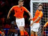 De Ligt: Mooie uitdaging om tegen Lukaku te spelen