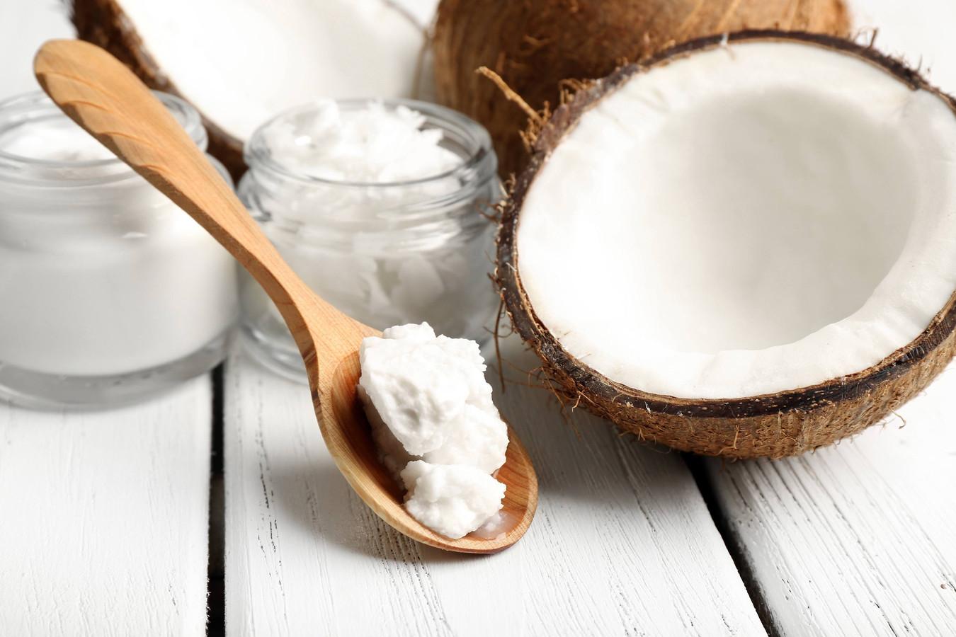 Voedingscentrum: gebruik liever niet te veel kokosolie.