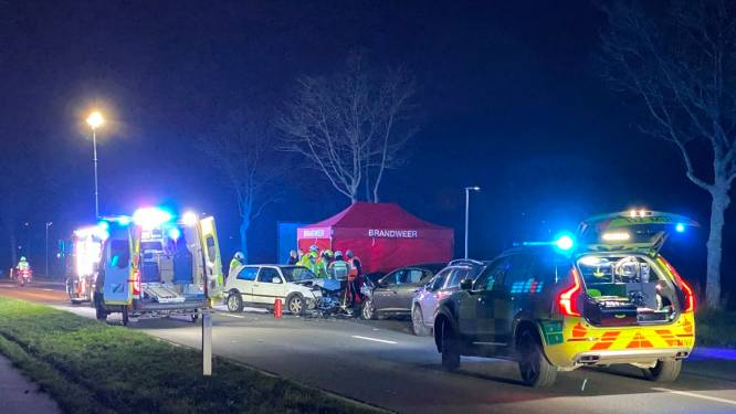 Jonge mama (30) overleden bij frontale aanrijding aan  onverlicht kruispunt in Erpe-Mere