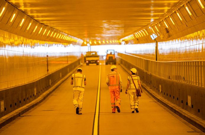 De Maastunnel