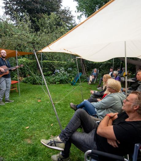 Garden Songs Diepenheim jaagt de regen snel weg