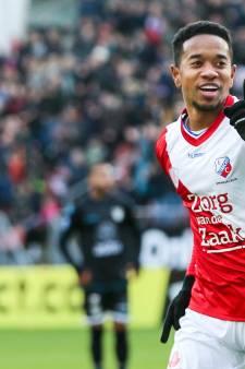 FC Utrecht heeft aan twintig minuten voldoende voor 4de plek