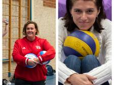 Deze volleybaltrainsters staan komend seizoen aan het roer van een mannenteam in Enschede