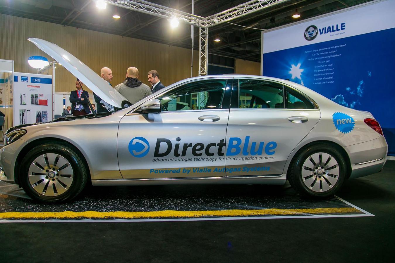 Vialle introduceert het DirectBlue-systeem.