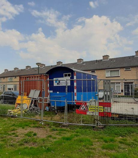 Loon op Zand is caravans op straat beu: 'Vanaf november volgt een gesprek, daarna boete'
