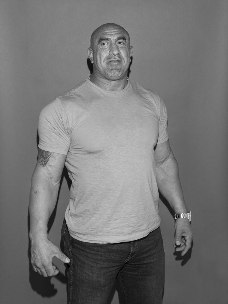Simon Sulaiman. Beeld Adriaan van der Ploeg