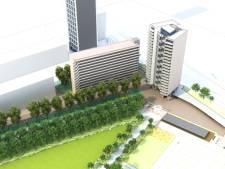 Akkoord over 70 meter hoge woontoren bij Spoorpark, 'Acceptabele oplossing voor iedereen'