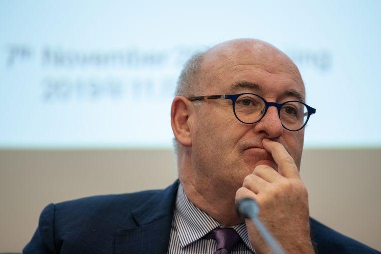 Europees Commissaris voor Hanel Phil Hogan.