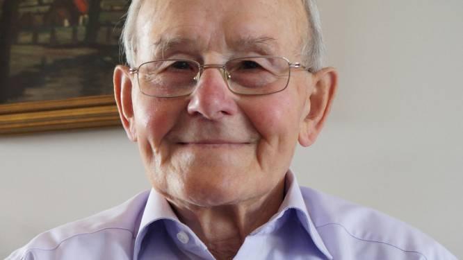 Gelukwensen voor oudste geletruierdrager Gilbert Desmet welkom bij KOERS