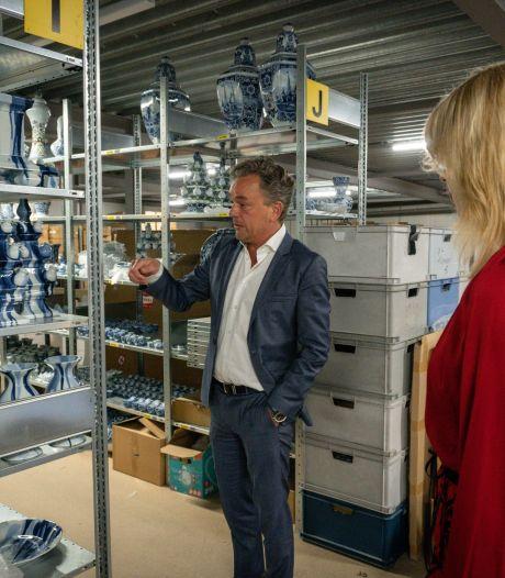 Mona Keijzer ziet in Putten hoe broos Heinen Delfts Blauw in coronatijd is: 'Een gelijmd vaasje'