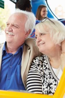 Amper politieke steun voor gratis ov ouderen