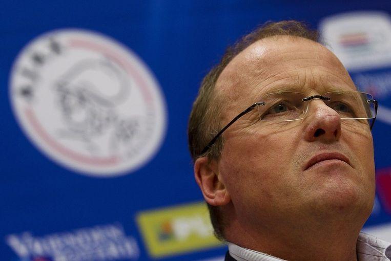 Rob Been jr., voorziter van de ledenraad van Ajax. Beeld anp