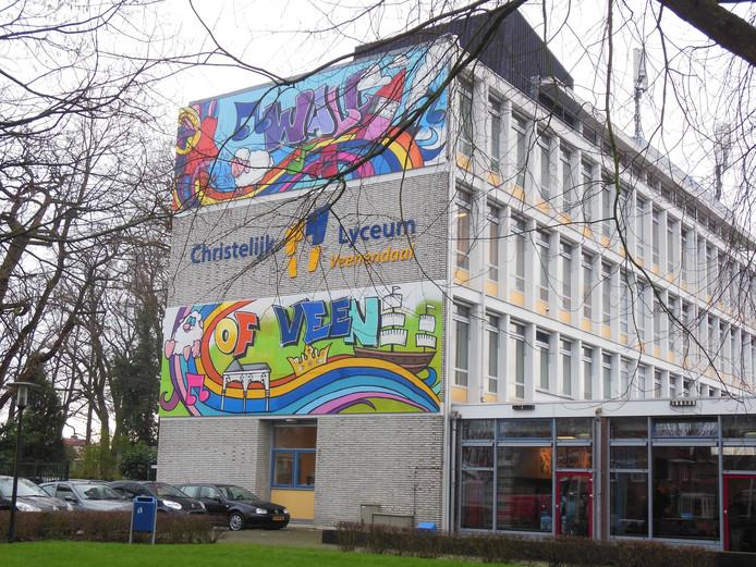 Het gebouw van het CLV in Veenendaal