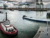 Antwerpse haven verwerkt vijf procent minder goederen, met hoop op licht herstel