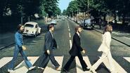 Fans vieren 50e verjaardag van Beatles-zebrapad