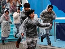 Tokyo oefent op Noord-Koreaanse dreiging: 'Er is een raket gelanceerd!'
