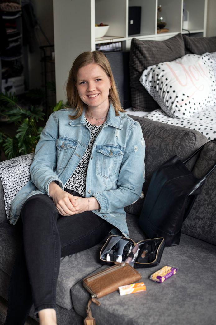 Het leven van Dana Roelofs wordt bepaald door de ziekte diabetes.